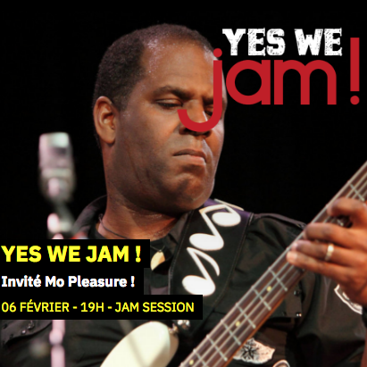 Yes we jam !  Invité Mo Pleasure