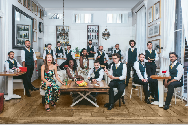 Black Music Festival 19 - The Gramophone Allstars Big Band