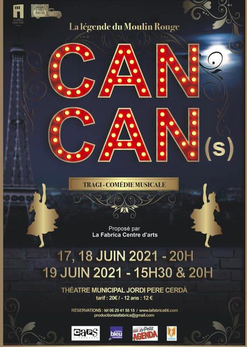 Comédie musicale - Can - Can's