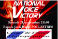 National Voice Victory