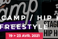 Boot camp de Hip hop freestyle - SUSPENDU