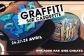 Graffiti - SUSPENDU