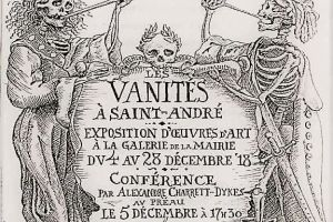 "Exposition collectives d'oeuvres d'arts ""Les VANITES"""
