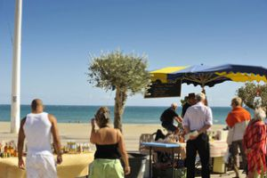 Place Charles Trenet (Canet sud)